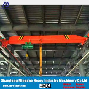 China Workshop Used Top Running Overhead Crane , Non-standard Overhead Crane According to Customer's Requirements on sale