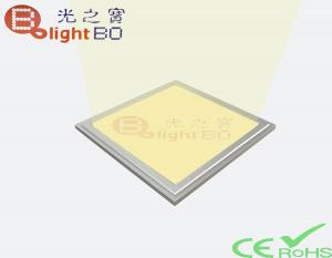 China Ra80 CE Square Plat Recessed Led Panel Light For The Home High Brightness 12 W 240Volt on sale