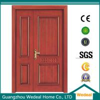 Bi-folding door Main Door PVC interior Panel Door For Room/Villa/Hotel/Project Factory Supply