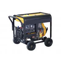 110V 220V Silent Diesel Generator Set Key Start TW 8500EX 6.5kw Quiet Diesel Generator
