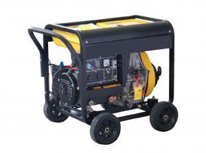 Quality 110V 220V Silent Diesel Generator Key Start , TW 8500EX 6.5kw Quiet Diesel Generator for sale
