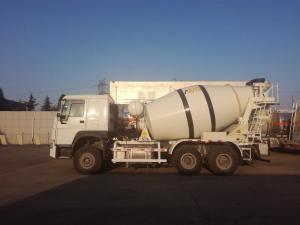 China 8m3 Loading Capacity Used Concrete Mixer Truck With Intelligent Wechai Engine on sale