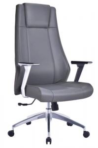 China 2018 New Design Leather Chair Executive Chair High Back Chair Pu Manager Chair on sale