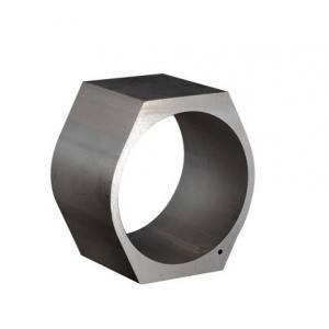 6063- T5 argenté, profil en aluminium industriel noir pneumatique/cylindre de moteur Shell