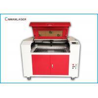 6090 80w CO2 Laser Cutting Machine For Wood Fabric Acrylic Leather MDF Plywood