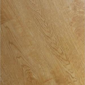 China 8mm Home Decorator High Gloss Cherry Wood grain laminate floor on sale