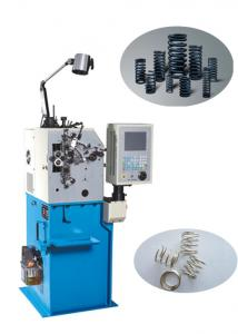 China Fast Debug Used Wire Bending Machines Max Outer Diameter 20 Mm For Taper Springs on sale