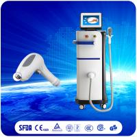 China 2016 Medical Diode Laser Hair Removal Laser Equipment Microchannel Cooling System on sale