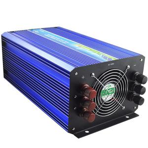China Hanfong ZA5000W pure sine wave off grid solar Power inverter Competitive Price Professional 5000W Factory direct sale! on sale