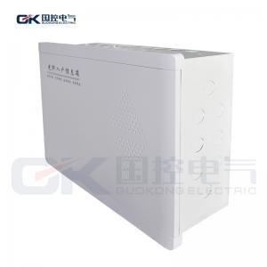 China Fiber Metal DB Box Stainless Steel Optical Wiring Function With Flexible Installation on sale