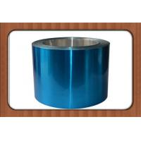 China Mill Finished Surface Color Coated Aluminium Coil 8011 H14 Decorative Aluminum Foil on sale