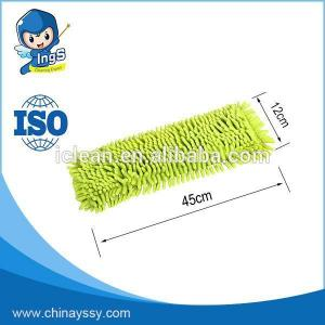 China 2015 Microfiber Easy Cleaning Clamp Mop Heads Refill ,Export Wholesale Mop Heads on sale