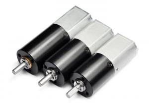 China 12V Gear Motor DC Motor Gearbox With Low Noise Production And No Vibration on sale