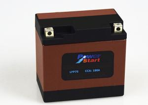 China Stable and Safe LiFePO4 Motorcycle Battery with Short Circuit Proof on sale