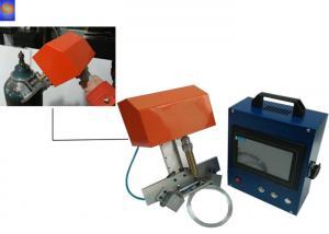 China Pneumatic Mini Dot Peen Engraver, Handheld Dot Peen Marking MachineFor PVC Pipe on sale