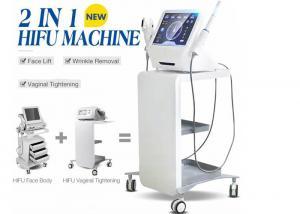 China 3D HIFU & Vaginal 2 In 1 Hifu Beauty Machine Face Rejuvenation 10000 Shots on sale