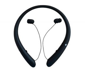 China Popular Wireless Bluetooth Headphones Stereo Headset Behind / Around Neck Style on sale
