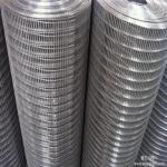 Taille soudée de trou de grillage de l'acier inoxydable SS304/ss316 : 1inch (25.4mm), diamètre : 0.8mm-2.5mm