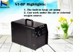 3g - 7g  Hotel Generator Household Ozone Machine Feed By Air Or Oxygen Source