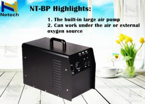 China 3g - 7g  Hotel Generator Household Ozone Machine Feed By Air Or Oxygen Source on sale