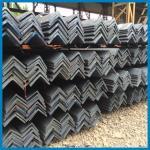 Proyecte el hierro de ángulo de acero material, barra de ángulo del igual del acero suave de 50*4m m, ángel igual