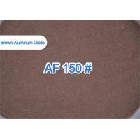 Brown Alumina Grit Blasting High Purity, Molds Blasting AF 120# Aluminum Oxide Blast Media