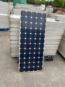 China Glass EVA Film 180W Polycrystalline Silicon Solar Panel on sale