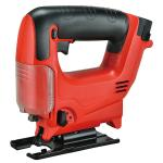 12V Battery Operated Power Tools Cordless Drill Brushless Jig Saw With LED Light Working