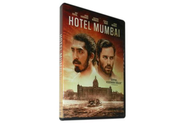 Hotel Mumbai Dvd Movie 2019 Action Adventure Suspense Drama Series