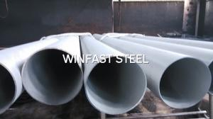 China JIS 316Ti Seamless Stainless Steel Pipe / 1 Inch Stainless Steel Tubing on sale