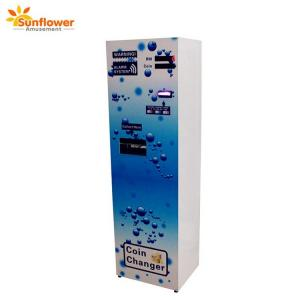 China Highly Security Currency Exchange ATM Coin Change Vending Machine for Philippines on sale