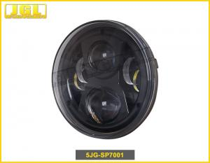 China 9 - 32v Ip67 Led Motorcycle Driving Lights With CREE XBD 3w / ETI 3w Bulb on sale