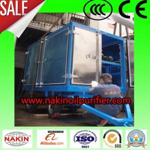 China ZYM-100 (6000L/H) purificador móvel do óleo isolante on sale