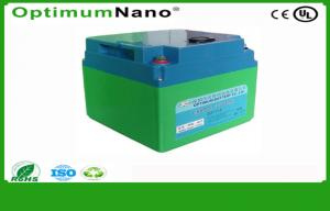 China Deep Cycle 12V 30Ah  Lithium Iron Phosphate Batteries Pack  for UPS on sale