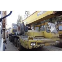Used Truck Crane TADANO TG500E,second hand truck crane