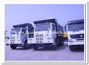 China 70tons Howo 6x4 mining dump truck 10 wheels 6 by 4 driving model on sale