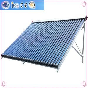 China CE certificate Split pressurized vacuum tube with Heat pipe Solar collector ( China manufacturing ) on sale
