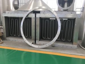 China La chaleur d'acier inoxydable récupérant le système pour le dessiccateur/granulatoire on sale