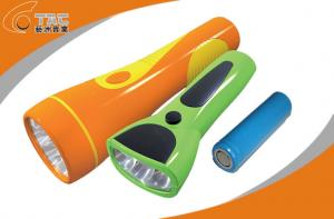 China Deep Discharge Solar Led Flashlight AA Batteries for toys, digital products on sale