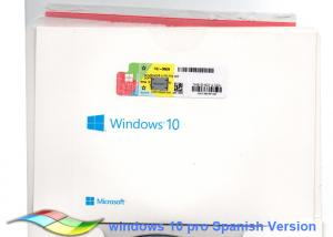 China 100% Original Windows 10 Pro OEM Sticker Genuine Software Win 10 Sticker on sale
