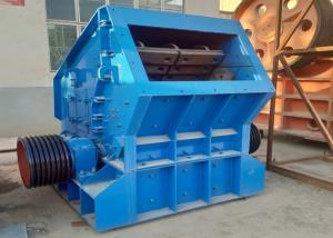 China Mobile Stone Crushing Equipment Vertical Impact Crusher For Coal Rock Fly Ash on sale