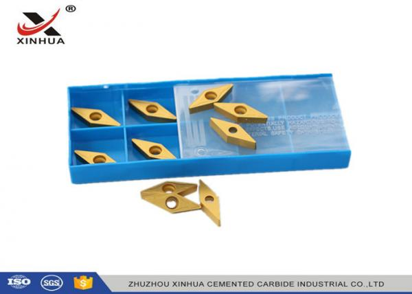 VBMT Metal Cutting Inserts To Machining Stainless Steel For