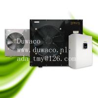 China chauffe-eau de source d'air, chaudière de pompe à chaleur de source d'air on sale