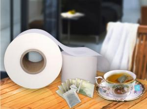 China 18gsm*125mm heat seal tea bag filter paper on sale