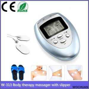 China massager pulse acupuncture slipper portable therpay device electrical stimulation on sale
