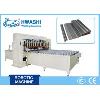 Hwashi 1 year warranty Stainless Steel Sheet Metal Welder Multi-point  with Best price and  High efficiency