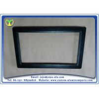 China Aluminum Extrusion Frame Profiles With Color Anodizing For TV And Refrigerator on sale