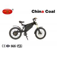 China Fast Electric Bike 48V 1500W Fat Tire Electric Mountain Bike Bicycle on sale
