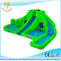 China Hansel child inflatable pool,happy hop inflatable water slide,inflatable bouncy on sale