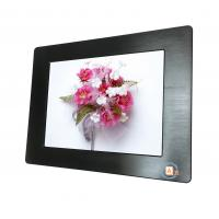 "15"" Resisitve Industrial Touch Panel PC 4G RAM 64G SSD Fanless Wide Voltage 8-30V"